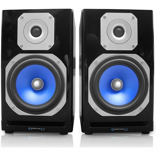 Acoustic Research Studio Monitor : Top best usb studio monitor speakers in reviews