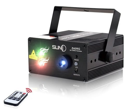 Top 10 Best Stage Laser Lights in 2020 Reviews